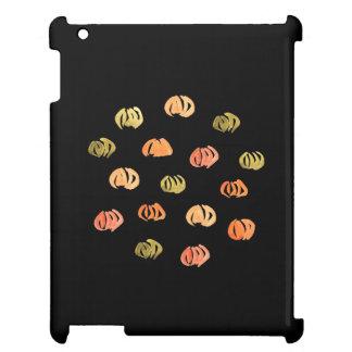 Pumpkin Glossy iPad Case