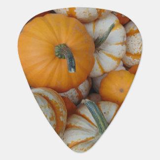 Pumpkin Guitar Pick