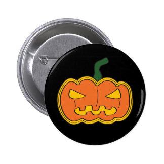 Pumpkin - Halloween Button