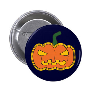 Pumpkin - Halloween Buttons
