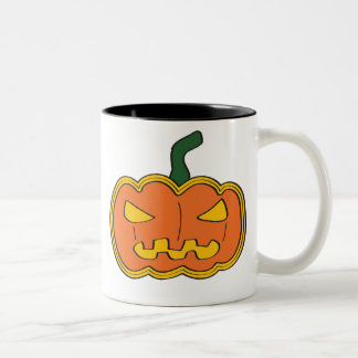 Pumpkin - Halloween Coffee Mug