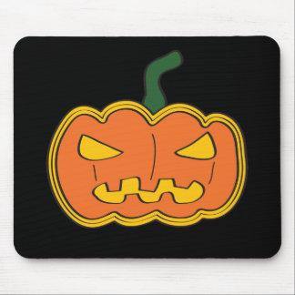 Pumpkin - Halloween Mouse Pads