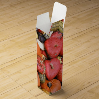 Pumpkin Harvest R01.1 Wine Gift Box