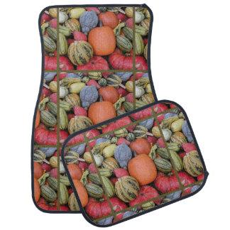 Pumpkin Harvest R02.1.2 Car Mat
