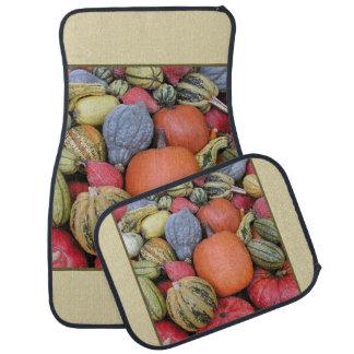 Pumpkin Harvest R02.1.9.3 Car Mat
