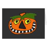 Pumpkin Head Trick or Treat