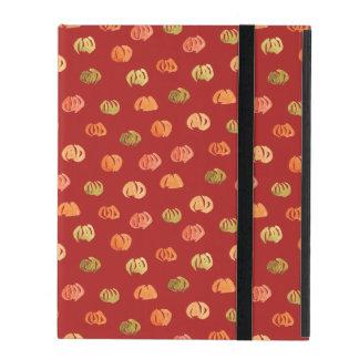 Pumpkin iPad 2/3/4/ Case with No Kickstand
