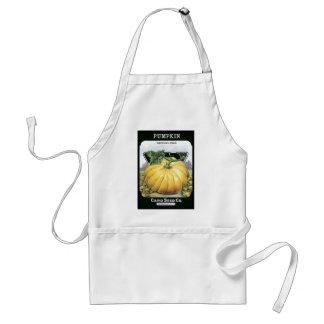 Pumpkin Kentucky Field Card Seed Co Aprons