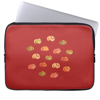 Pumpkin Laptop Sleeve 13''