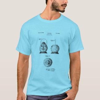 Pumpkin Latern Patent T-shirt