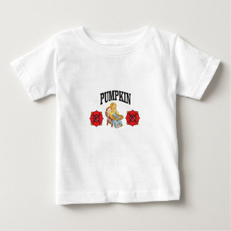 pumpkin little girl baby T-Shirt