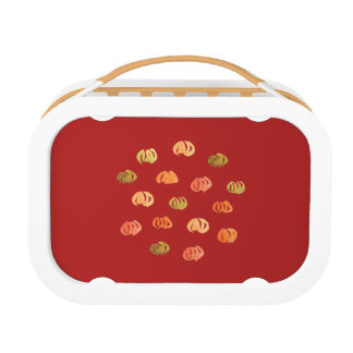 Pumpkin Lunch Box