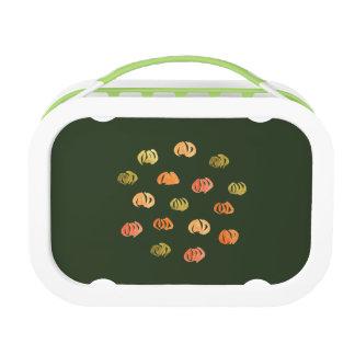 Pumpkin Lunch Box