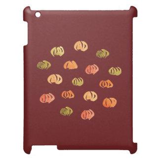 Pumpkin Matte iPad Case