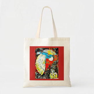 Pumpkin Owl Moon Tote Bag