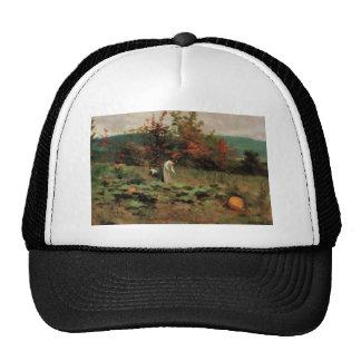 pumpkin-patch cap