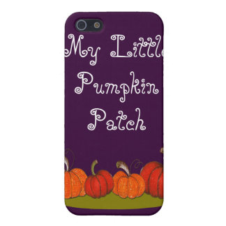 Pumpkin Patch Case For The iPhone 5