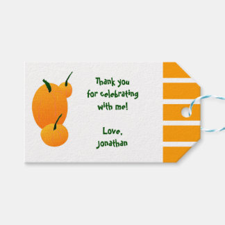 Pumpkin Patch Custom Gift Tags