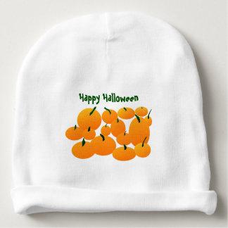 Pumpkin Patch Custom Happy Halloween Baby Beanie