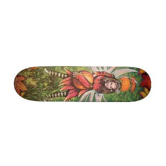 Pumpkin Patch Custom Skateboard