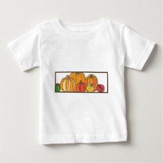 Pumpkin Patch - Fall Pumpkin Designs Baby T-Shirt