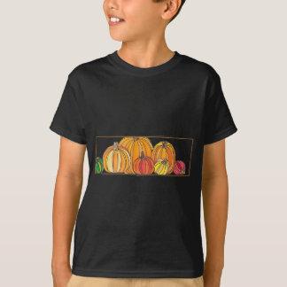 Pumpkin Patch - Fall Pumpkin Designs T-Shirt