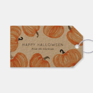 Pumpkin Patch Gift Tags