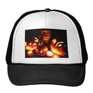 Pumpkin Patch Gnome IV Mesh Hats