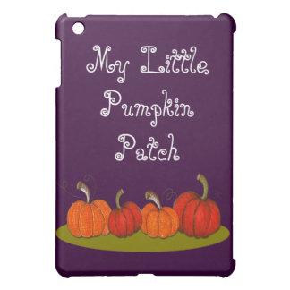 Pumpkin Patch iPad Mini Case