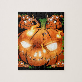 Pumpkin Patch Jigsaw Puzzle