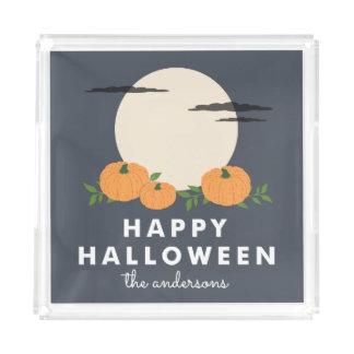 Pumpkin Patch Personalized Halloween