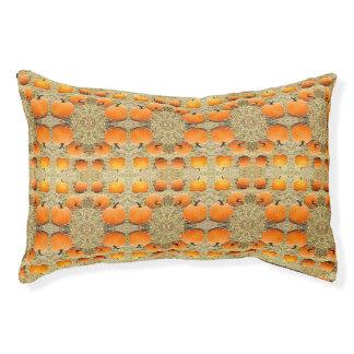 Pumpkin Patch Pet Bed