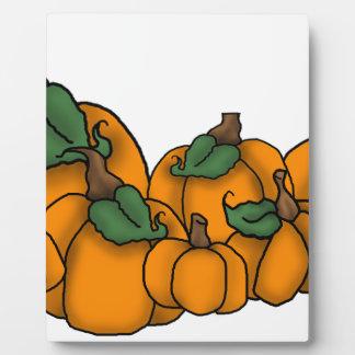 pumpkin patch plaque