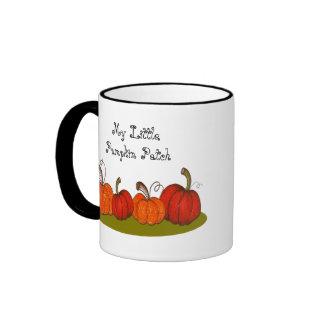 Pumpkin Patch Ringer Coffee Mug