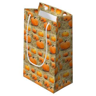 Pumpkin Patch Small Gift Bag