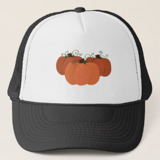 Pumpkin Patch Trucker Hat