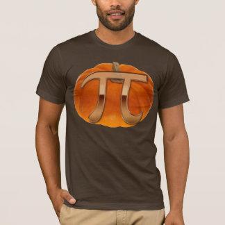 Pumpkin Pi Funny Math-lover's T-Shirt