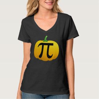 Pumpkin Pi Math Humor Tee