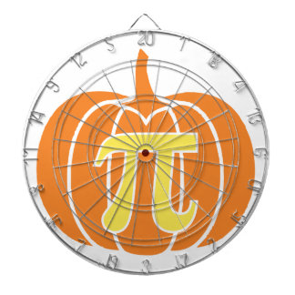 Pumpkin Pie Dartboard