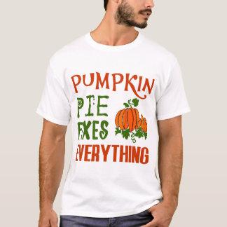 PUMPKIN PIE FIXES EVERYTHING T-Shirt
