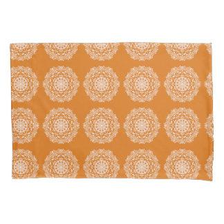 Pumpkin Pie Mandala Pillowcase