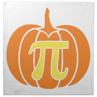 Pumpkin Pie Napkin