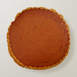 Pumpkin Pie Round Cushion
