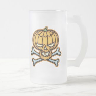 Pumpkin Pirate Mugs