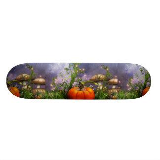 Pumpkin Pixie Skateboard