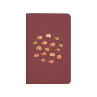 Pumpkin Pocket Journal