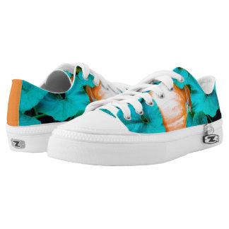 Pumpkin shoes
