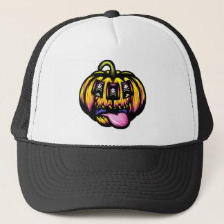 Pumpkin Slot Trucker Hat