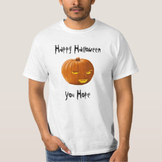 Pumpkin Sly: Happy Halloween - You Hope T-Shirt