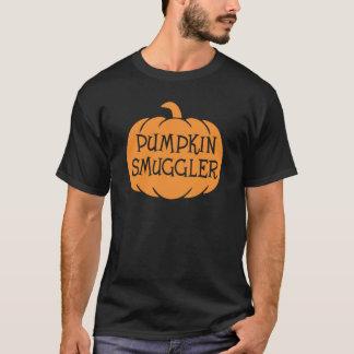 Pumpkin Smuggler Halloween Costume T-Shirt